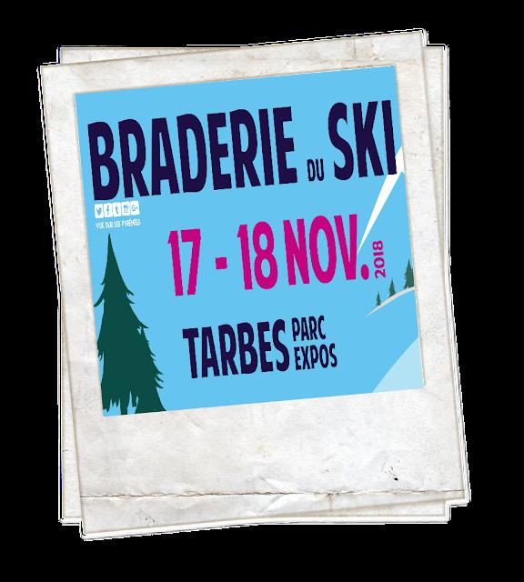 Braderie du Ski Tarbes Pyrénées 2018
