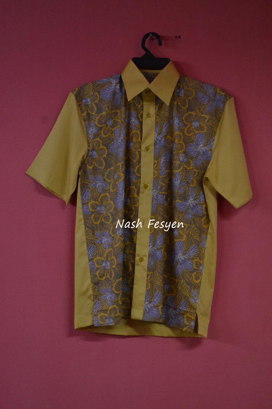 Nash Fesyen tempahan menjahit baju