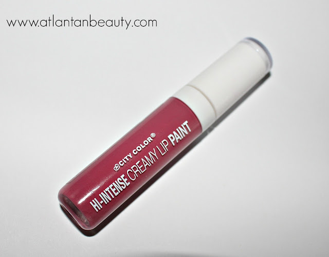 City Color Hi-Intense Lip Paint