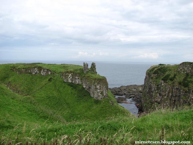 Замок Дансверик, Северная Ирландия