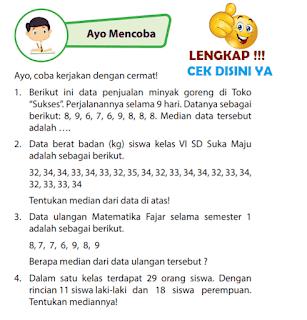 Kunci Jawaban Halaman 177 Buku Senang Belajar Matematika Kelas 6 www.simplenews.me
