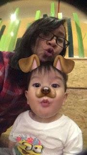 With Mason