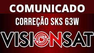 COMUNICADO OFICIAL VISIONSAT - 23/08/2021