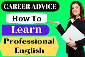 How To Learn Professional English For Career & Job In Hindi