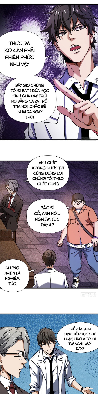 Toàn Cầu Sụp Đổ Chapter 7 - Hamtruyen.vn