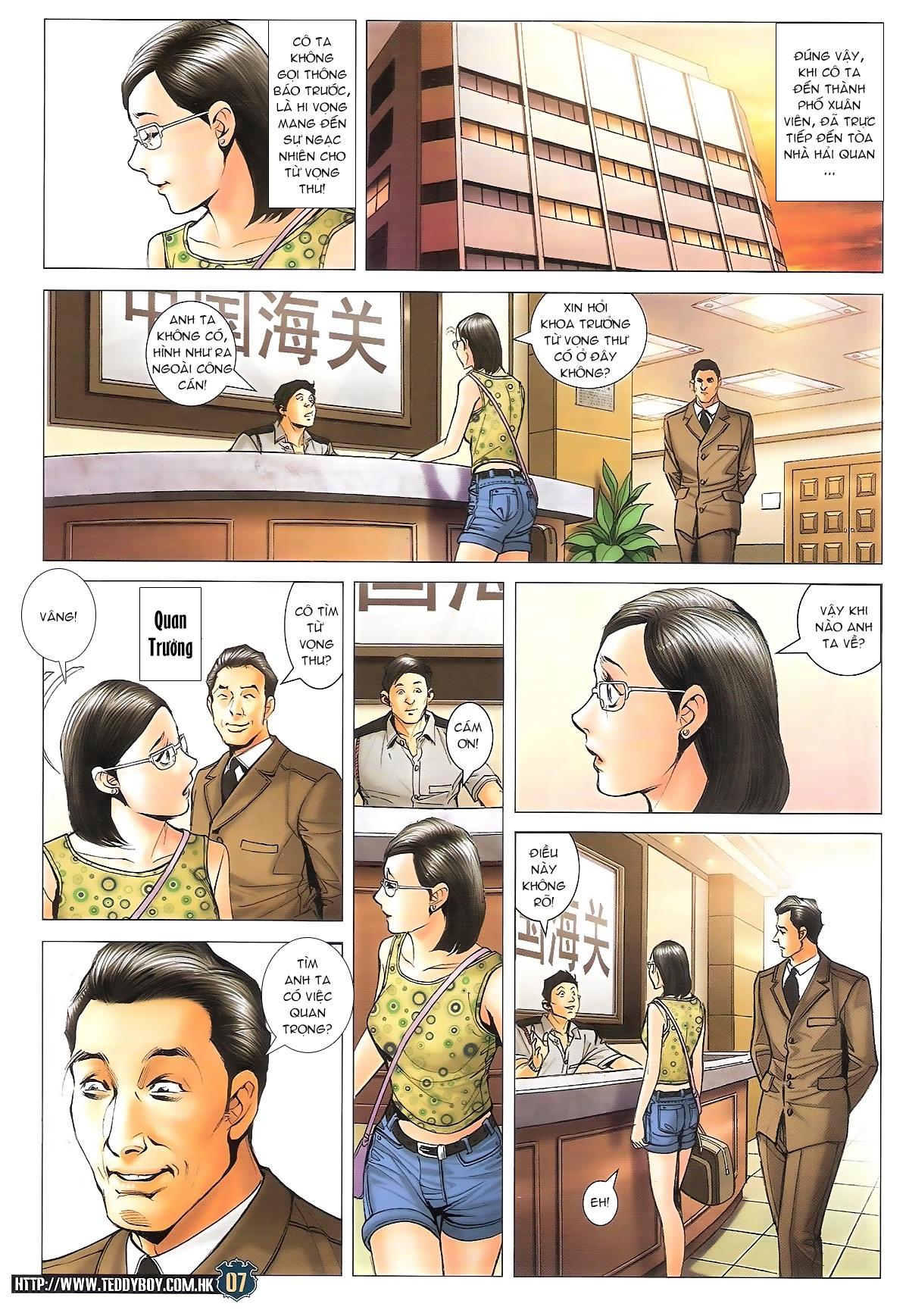 Người Trong Giang Hồ chapter 1706: kịch chiến trang 6