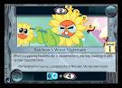 My Little Pony Rainbow's Worst Nightmare High Magic CCG Card