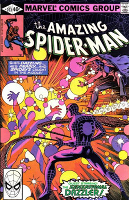 Amazing Spider-Man #203, the Dazzler