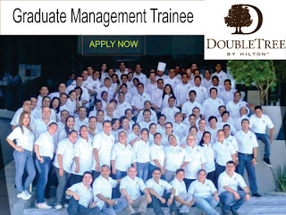 DoubleTree by Hilton Hotel Recruitment 2017 Logo