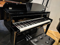 Yamaha N2 hybrid digital piano
