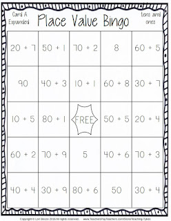 https://www.teacherspayteachers.com/Product/Place-Value-Bingo-2482508