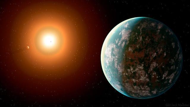 Descubren planeta con altas posibilidades de ser habitable