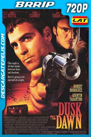 Del crepúsculo al amanecer (1996) 720p BRrip Latino – Ingles