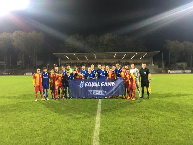 UEFA Gençlik Ligi | Deplasmanda Schalke'yi mağlup ettik..