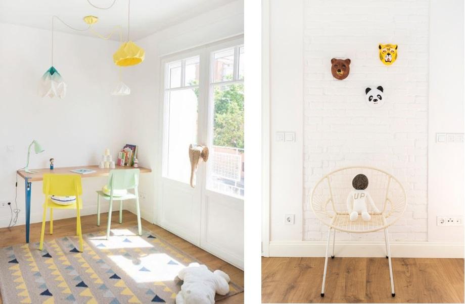 casa de los suelos balamoda dormitorio infantil escritorio