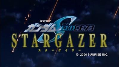 [OVA] MS Gundam SEED CE73 STARGAZER Subtitle Indonesia