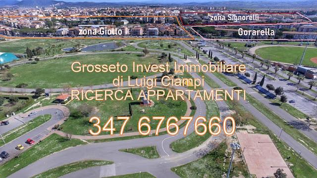 RICERCHIAMO Appartamenti e case in vendita a Grosseto, zona Parco Giotto - Grosseto Invest::di Luigi Ciampi::agenzia  immobiliare a Grosseto::Case in vendita e affitto