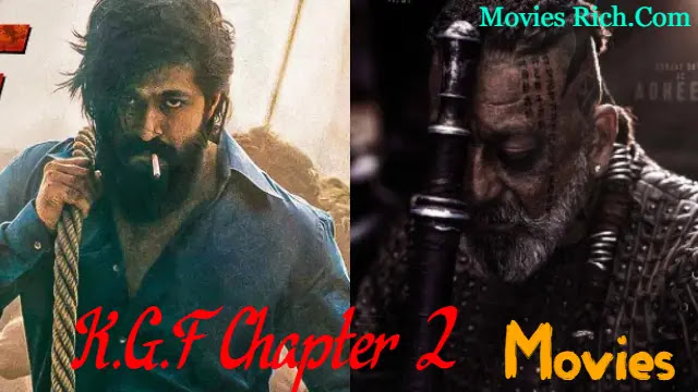 KGF Chapter 2 Movie Watch Online Streaming Yash Sanjay Dutt