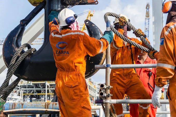 Prestadora de serviços offshore anuncia vagas para trabalho embarcado na região de Areia Branca