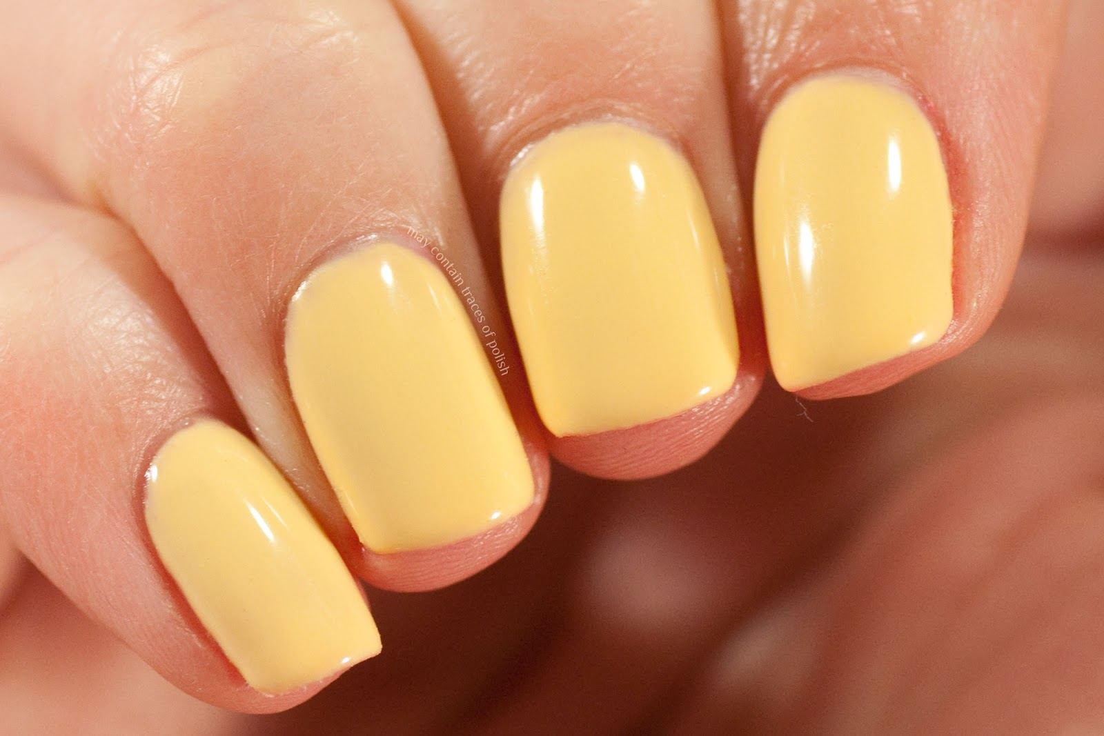 Pink Gellac 287 Joyous Yellow Felicity Collection