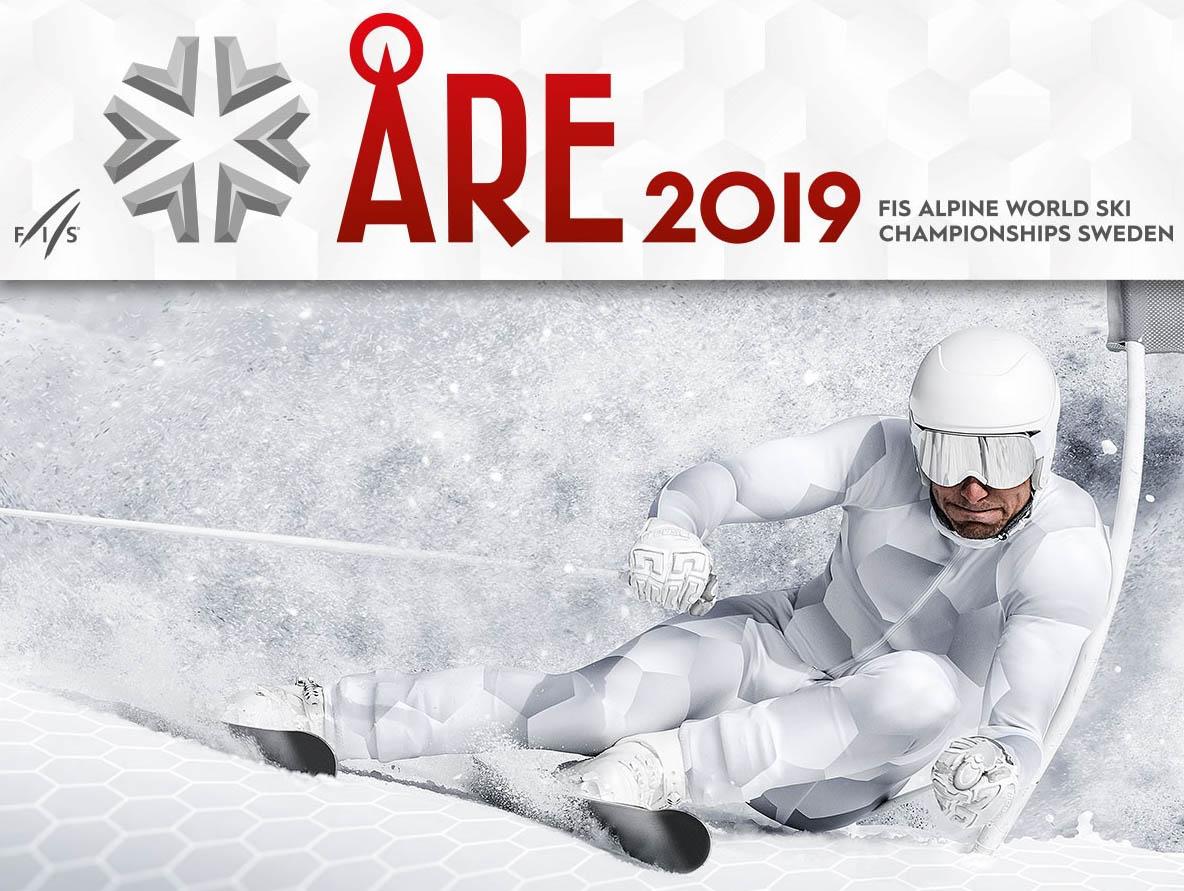 MS v lyžovaní Åre 2019