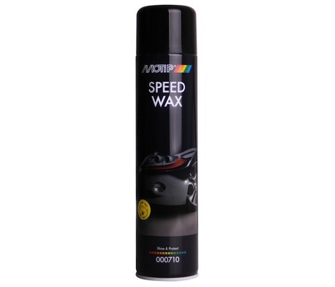 SPEEDWAX 600 ML (M) dung dịch làm siêu bóng bảo vệ bề mặt sơn