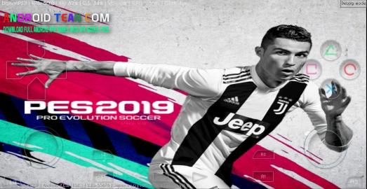 PES 2019 CV Edition English OF For Season 2018-2019 [PS2]