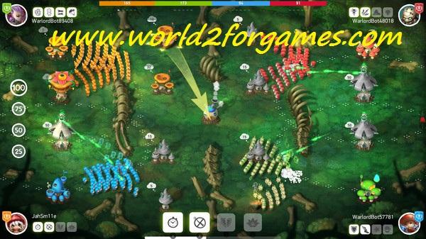 Free Download Mushroom Wars 2