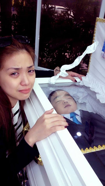 This mother mourns over his child's death. The reason behind it, will surely make you cry.