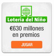 probabilidades loteria de el niño de españa 2017