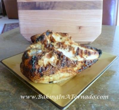 Grilled Citrus Chicken | Recipe developed by www.BakingInATornado.com | #recipe #dinner