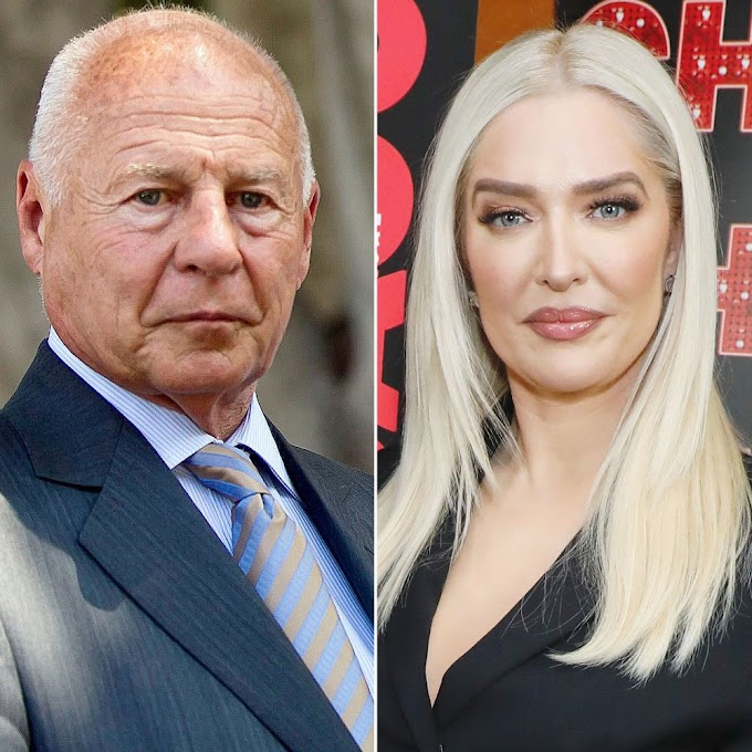 Report: Tom Girardi's Law Firm Is Selling Erika Jayne 'Collectibles' To Pay Creditors Amid Ongoing Bankruptcy Case!