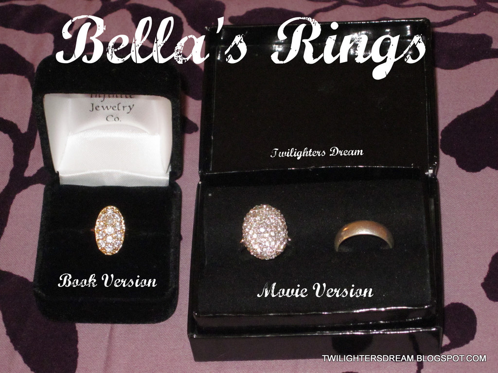 4 bella's wedding ring If you want to get your