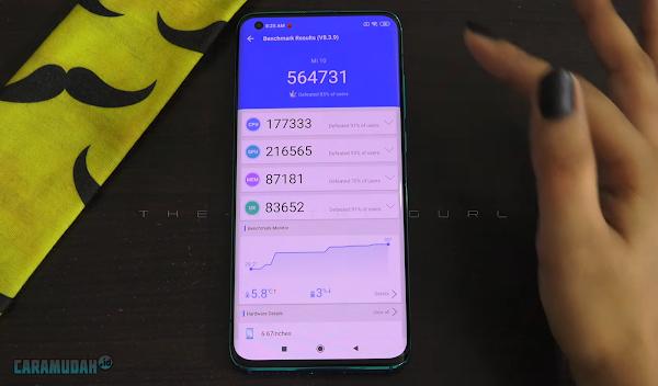 Xiaomi%2BMi%2B10%2B %2BANTUTU%2BBenchmark