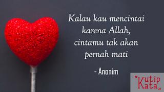10+Kata Kata Cinta Islami Menyentuh Hati yang Akan Mengajakmu Merenung