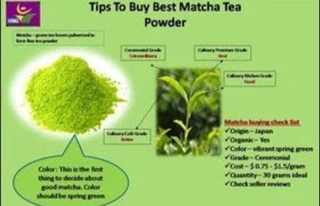 Tips to buy the best matcha tea powder