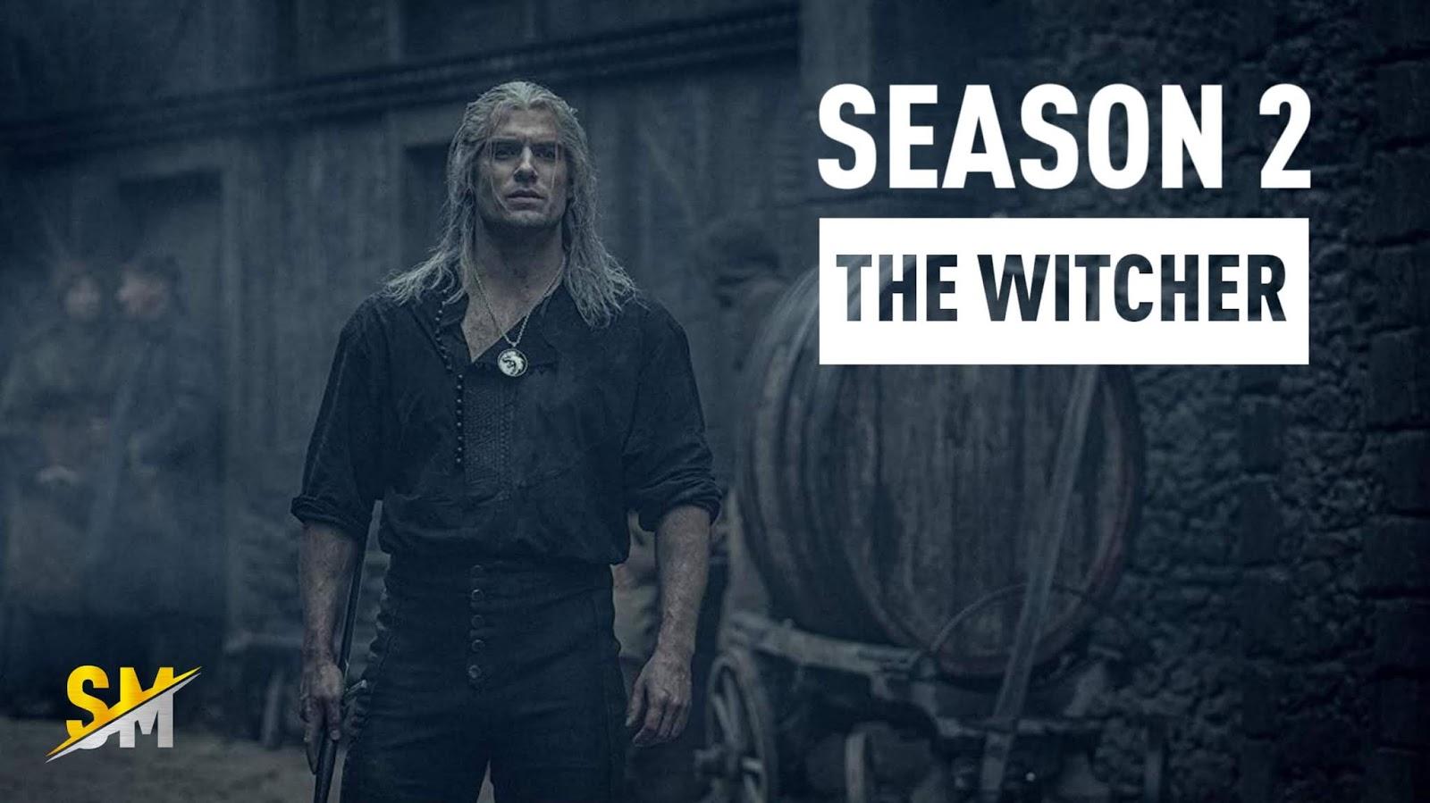 مسلسل ذا ويتشر سيعود بموسمه التاني على نتفليكس قريبا | the witcher