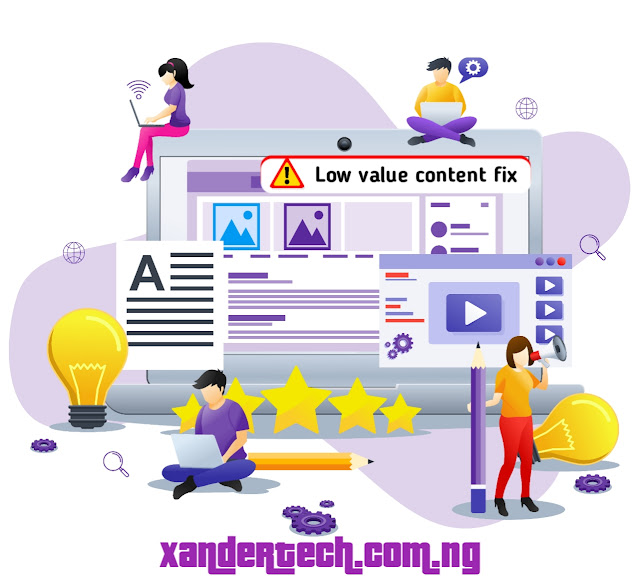 How To Fix Low Value Content And Get Google Adsense Approve