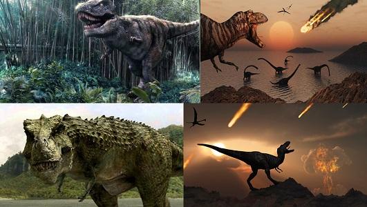 Dinozorlar Nasıl Yok Oldu?
