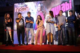 Actress Sonakshi Sinha at the Song Launch of Film Noor  0060.JPG