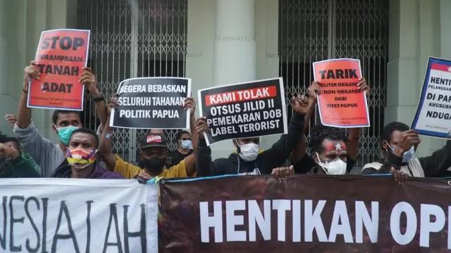 Sebut RUU Otsus Papua Baru Hanya Rubah Judul Tapi Isi Sama, Veronica Koman: Ini Hanya Formalitas Mereka, Seperti Sirkus!