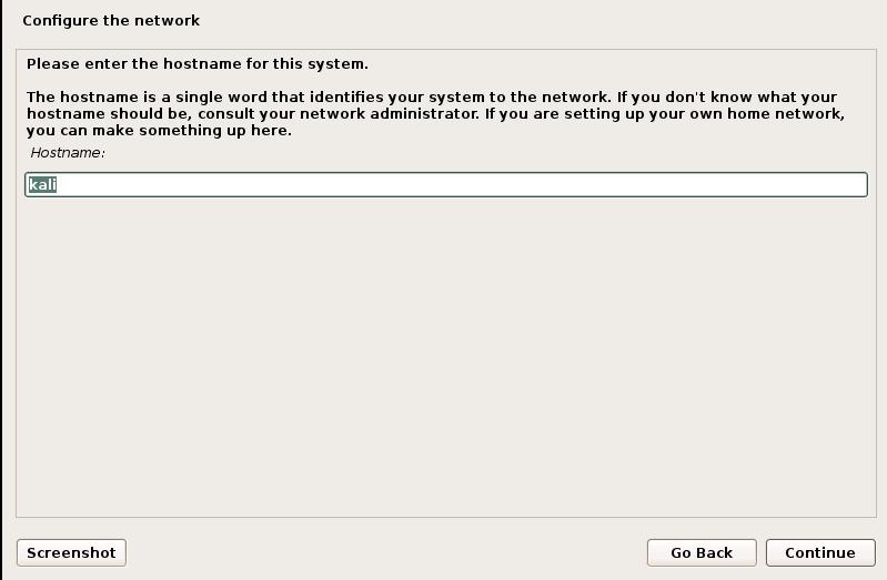 Install Kali Linux on Vmware Workstation Pro