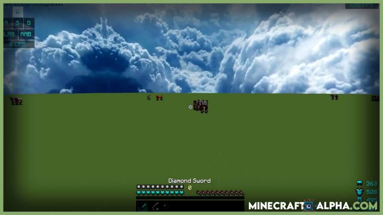 Minecraft FPS Reducer Mod 1.17.1 (Reduce Unnecessary GPU and CPU Load)