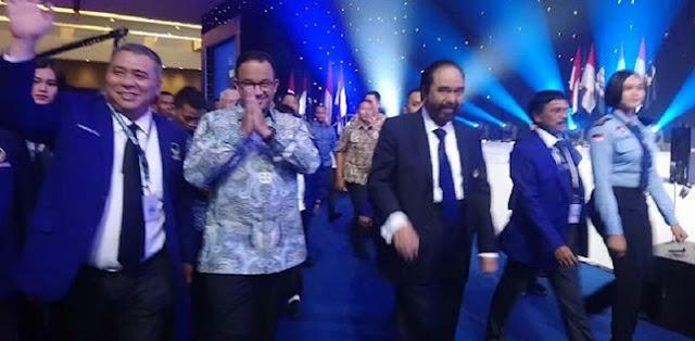Pengamat: Manuver Surya Paloh Bikin Koalisi Jokowi Korslet dan Gagal Honeymoon