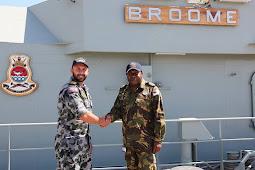 Berita Militer : Australia Berencana Bangun Pangkalan MIliter di Papua Niugini