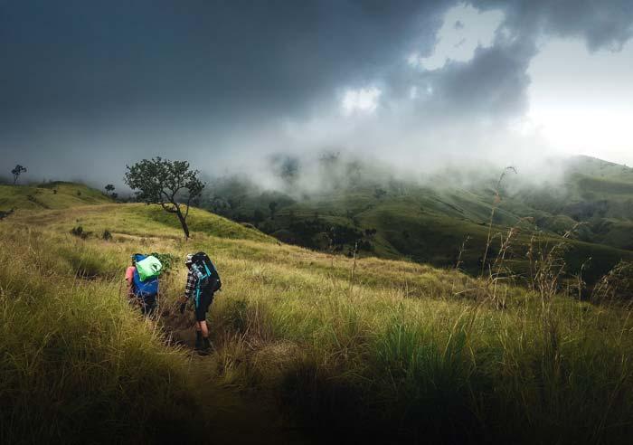 Pendakian Rinjani Lombok