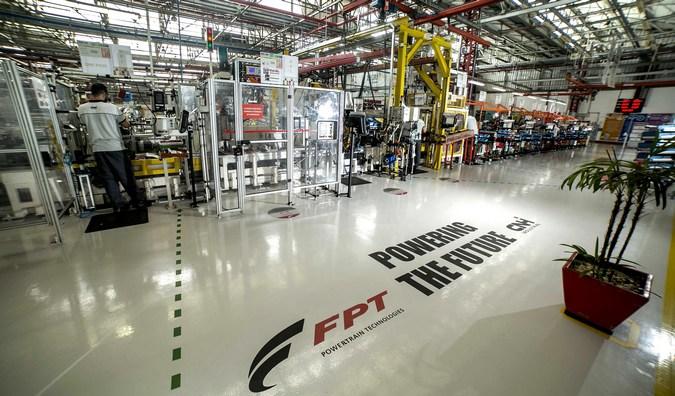 Fábrica da FPT fica ainda mais eficiente com ambientes digitais e intuitivos