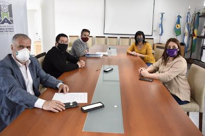 Malvinas Argentinas: Nardini firmó un convenio relacionado con la primera infancia. IMG-20200924-WA0121