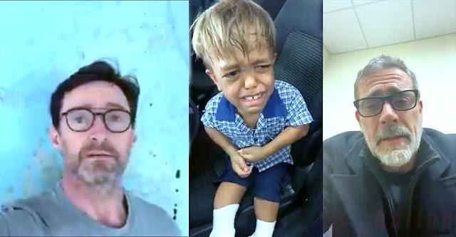 Bullied 9 Year Old Boy