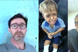 Jeffery Dean,Hugh Jackman & More Rally Around Bullied 9 Year Old Boy